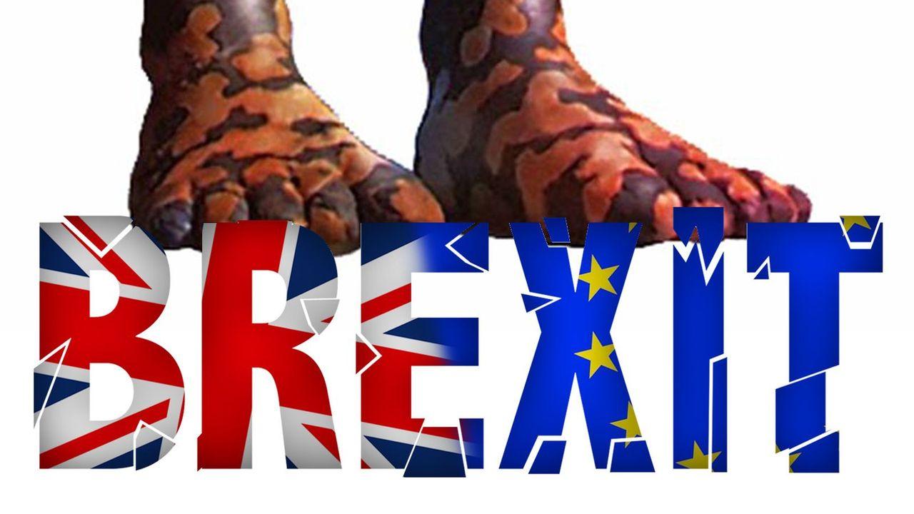 EILMELDUNG: Brexit 2019 - Das Ende der Neuen Weltordnung
