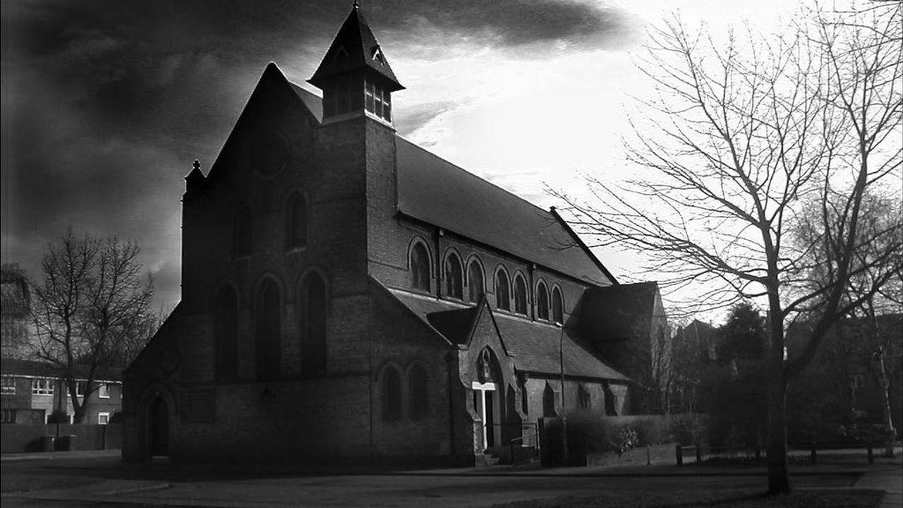 Die Verfinsterung der Kirche
