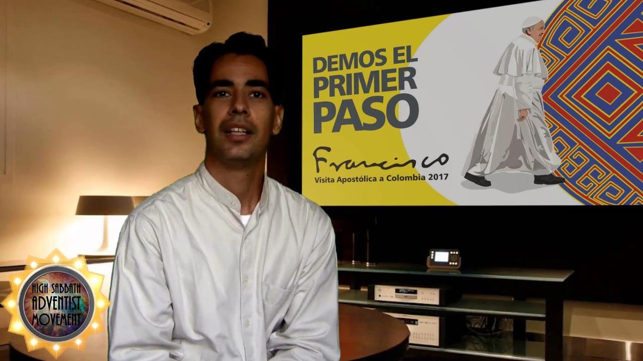 3. Posaune: Papstbesuch in Kolumbien am 9. September