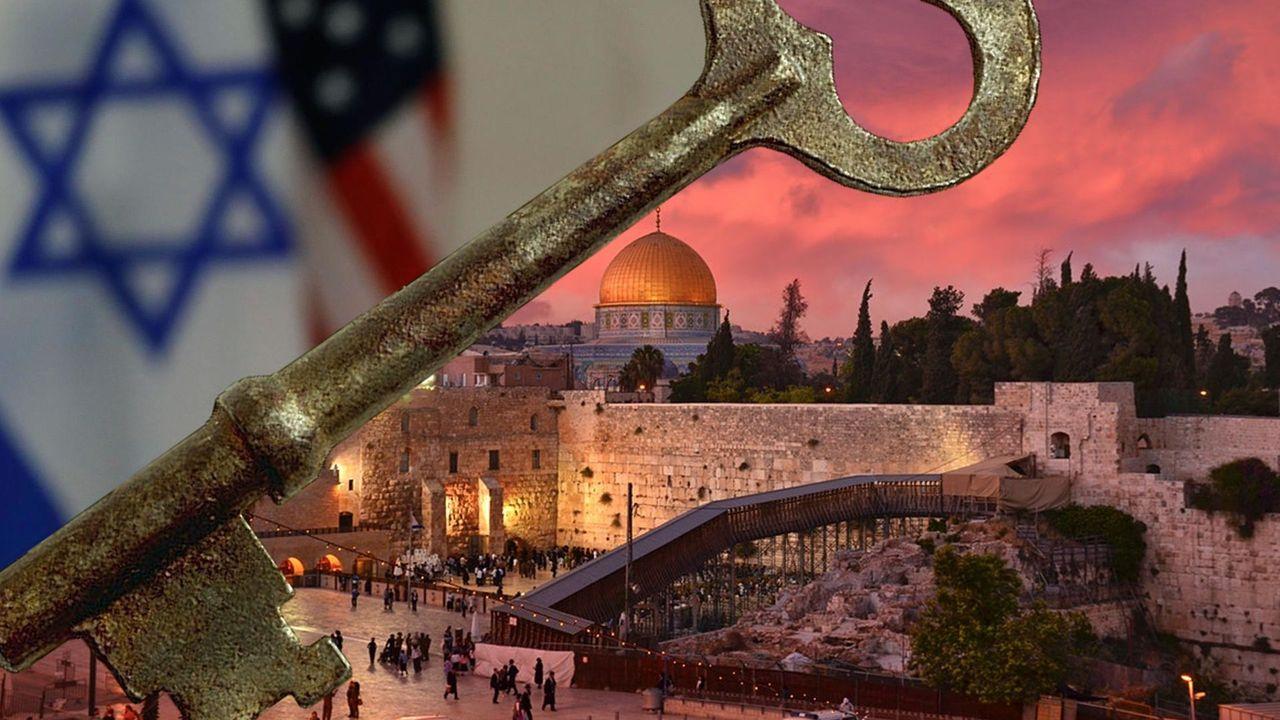 Jerusalem, der Schlüssel zum Schlund des Abgrunds