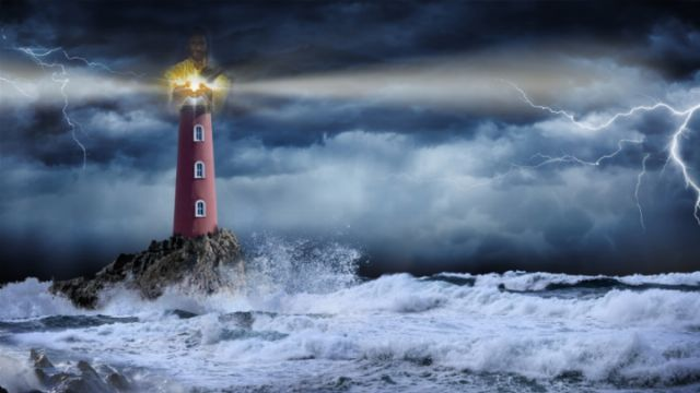 The Heavenly Lighthouse