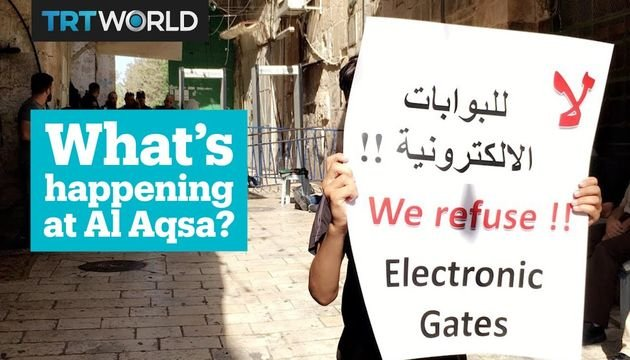 Al Aqsa—It's Not About Security