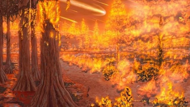 Meteor Caused California Fires - Prophecy Update