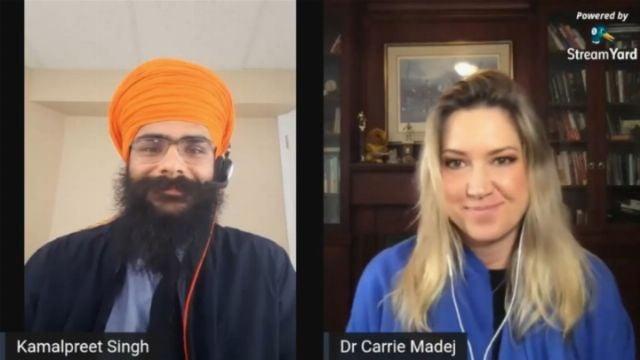 Dr. Carrie Madej Interview Regarding the Vaccination Agenda