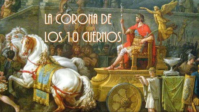 La corona de los 10 cuernos