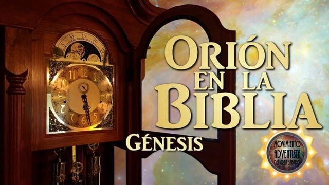 Orión en la Biblia - Génesis