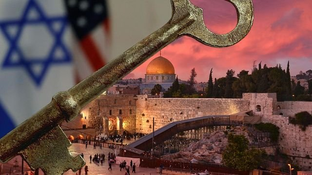 Jerusalem, the Key to the Bottomless Pit