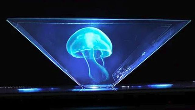 3D Hologram Using Smartphone Or Tablet