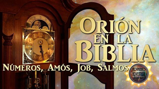 Orión en la Biblia-Números, Salmos, Amós