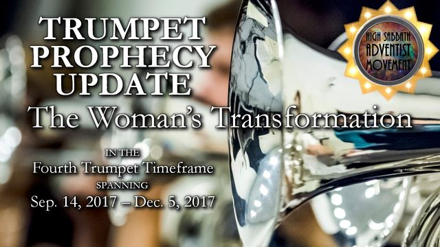 4th Trumpet: The Woman's Transformation